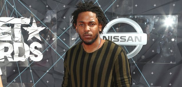 Kendrick Lamar BET Awards