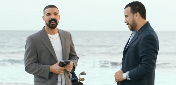 Drake and French Montana