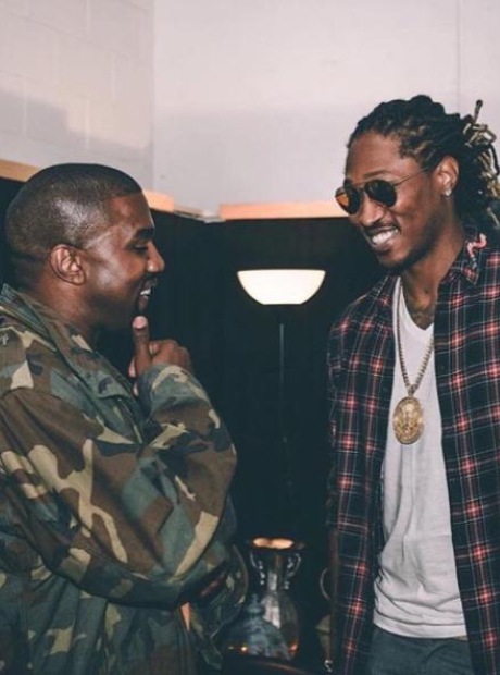Kanye West and Future