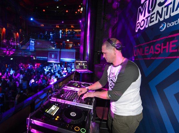 Music Potential DJ Woody