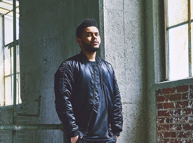 the weeknd puma
