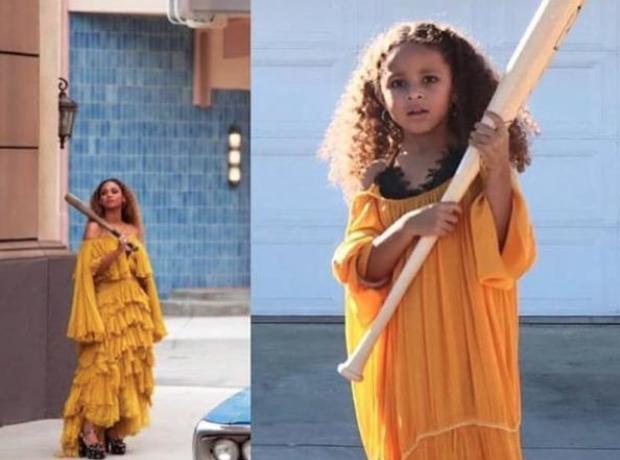 Beyonce Costume