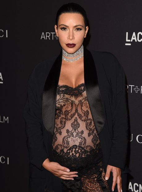Kim Kardashian 2015