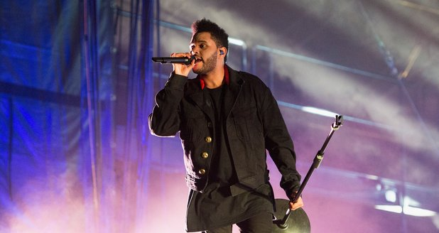 Abél Tesfaye of The Weeknd