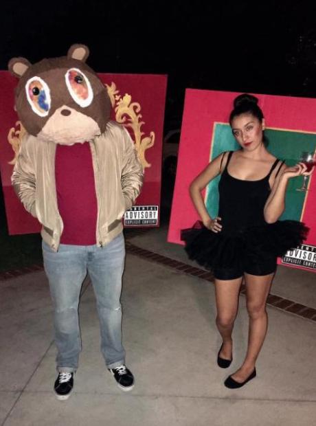 Kanye West Halloween
