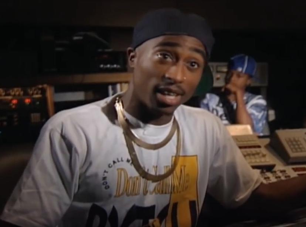 Tupac 1992 MTV Interview