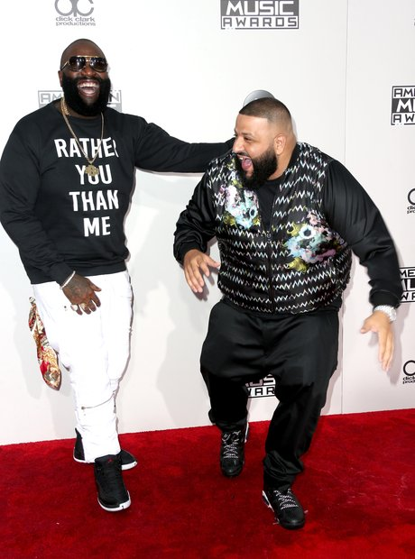 DJ Khaled and Rick Ross AMAs 2016
