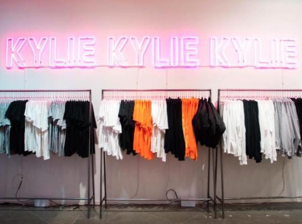 Kylie Jenner Pop-up Shop