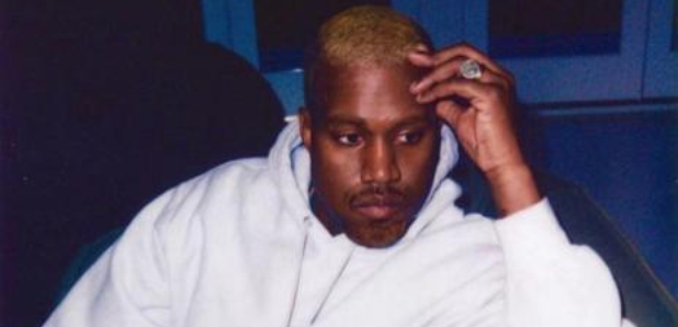 Kanye West Sitting On Chair