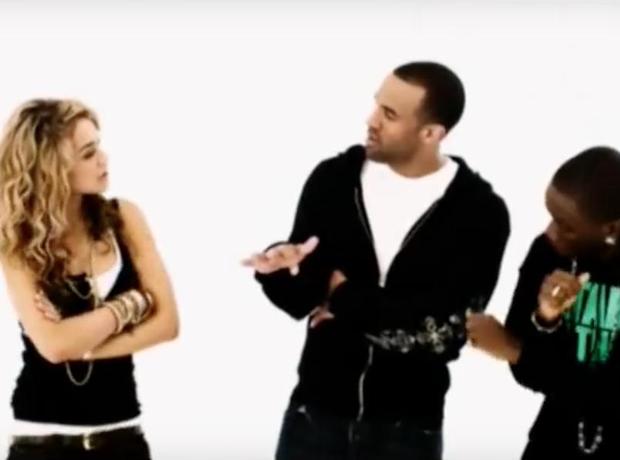 Rita Ora, Craig David and Tinchy Stryder in 'Where