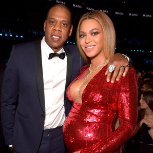 Jay Z and Beyonce Grammy Awards 2017
