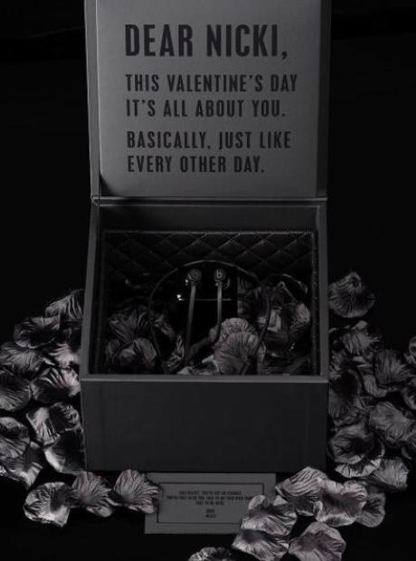 Nicki Minaj Valentines Day