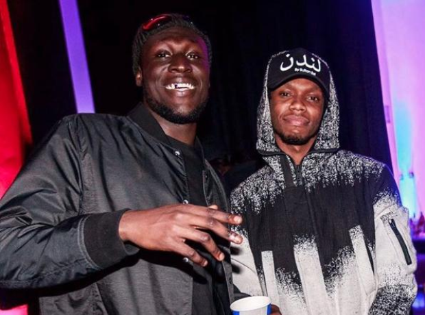 Stormzy and Krept