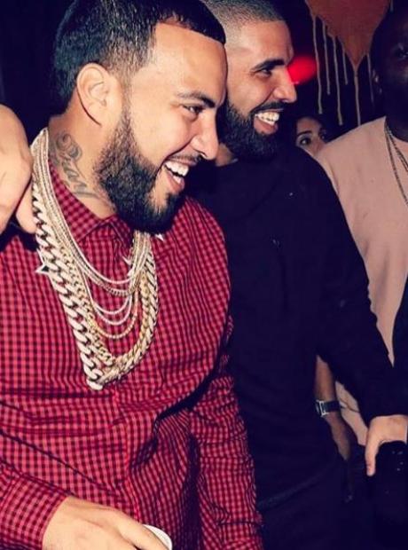 Drake French Montana