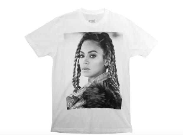 Beyonce LEMONADE Anniversary Merch