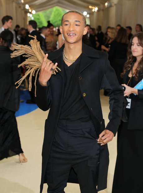 Jaden Smith at the Met Gala 2017