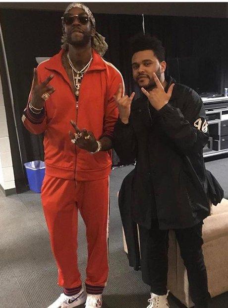 2 Chainz The Weeknd Instagram
