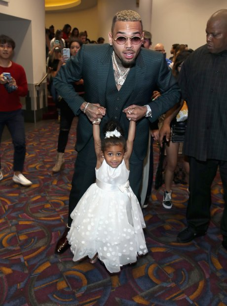 Chris Brown Royalty Welcome To My Life Premiere