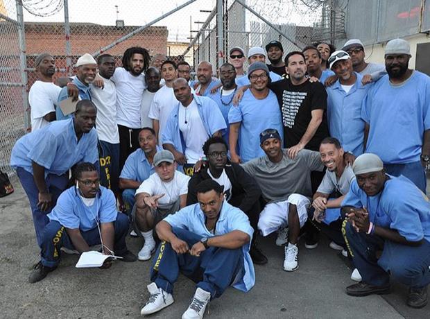 J. Cole Prison